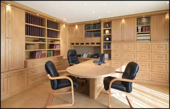 Home Furniture Design on Executive Comtemporary Office Furniture For Small Office Design Ideas