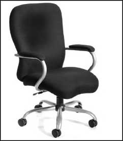 Office Chairs for Heavy People | Office Furniture