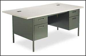 hon home office metal desks