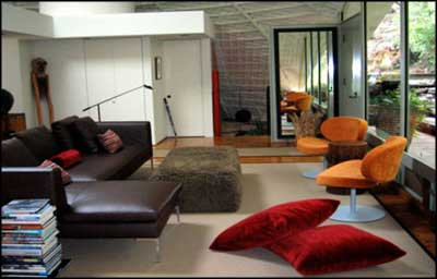 Top livingroom decorations famous interior designers for Famous interior designers