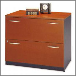 corsa lateral file cabinet in maple