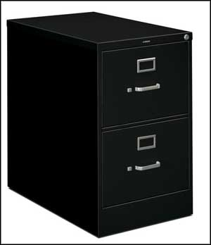 hon 210 series locking vertical filing cabinet