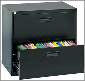 sandusky 2 drawer lateral filing cabinet