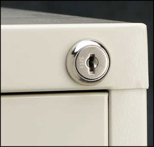 steel file cabinet locks