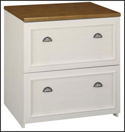 how to make a file cabinet