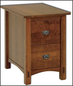 2 Drawer Wood File Cabinet Plans