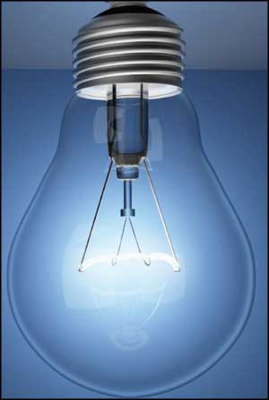 cool incandescent light bulb types