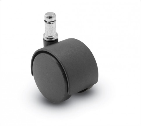 nylon casters office chair parts