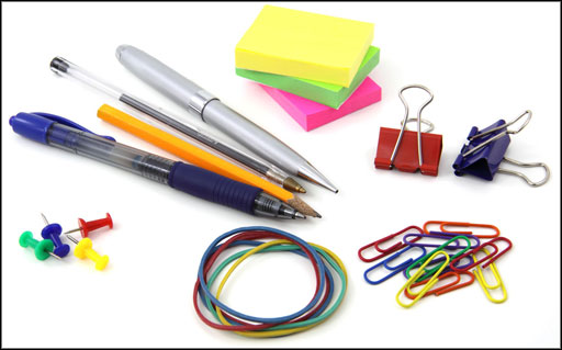 Office Supplies Pictures