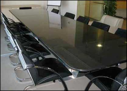 used granite conference tables
