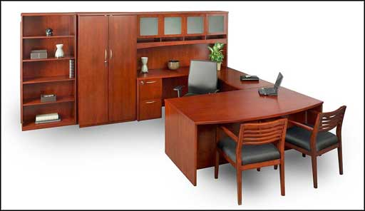 insignia quality used wooden office furniture