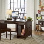 Comfortable and ergonomic home office furniture sets