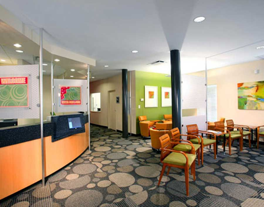 Orthodontic office design medical layout for Medical office interior design