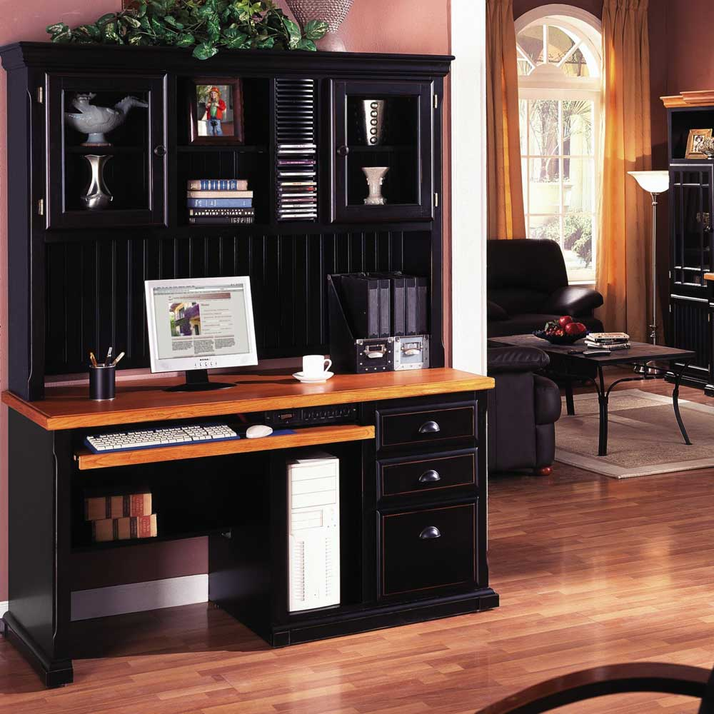 Computer desks for home more efficient Home office desks