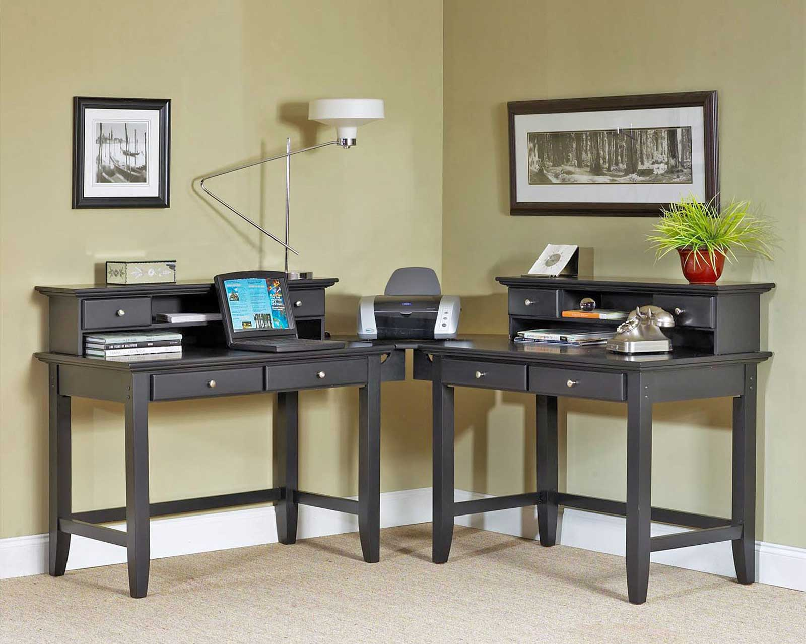 Bedford corner computer desks for home