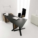 Huelsta modern built in home office desk designs