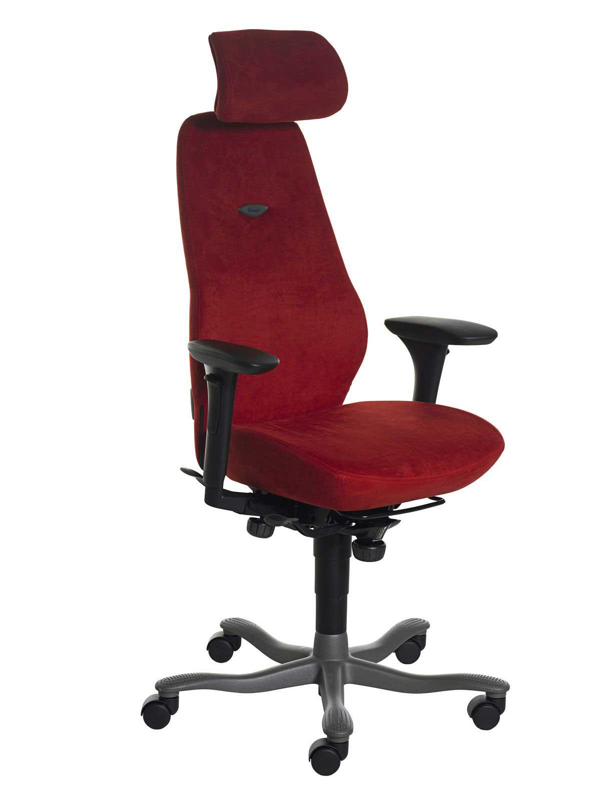 Kinnarp tall ergonomic desk chairs
