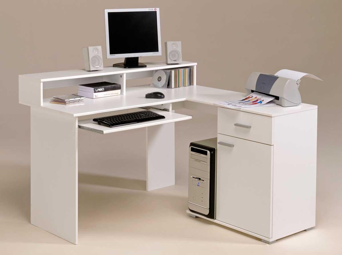 Good Small White Corner Computer Desk 1200 x 895 · 38 kB · jpeg