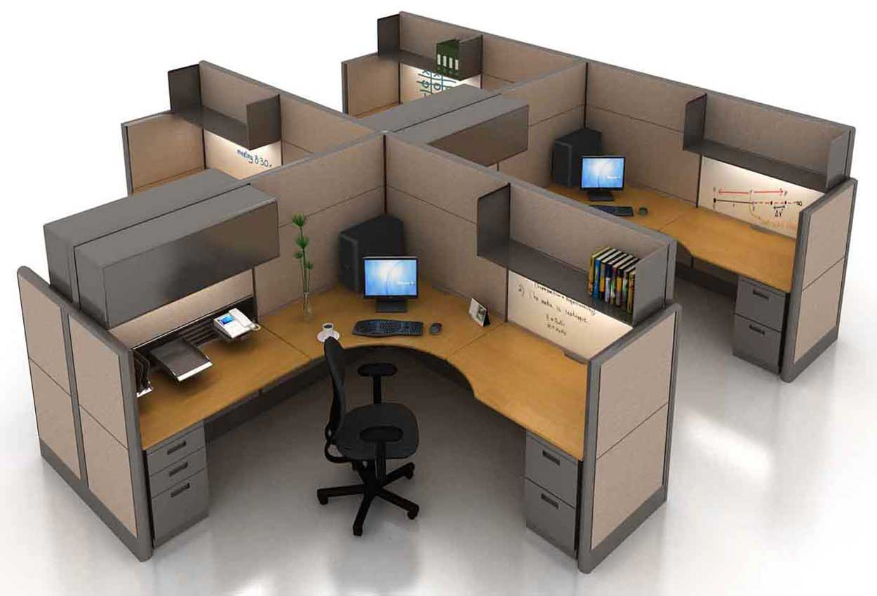 Modular Cubicles for Officeq