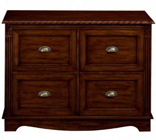 Solid Wood Four Drawer File Cabinets Storage Is Essential Office