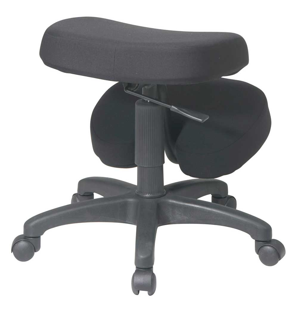 Office Star Memory Foam Ergonomic Kneeling Chair