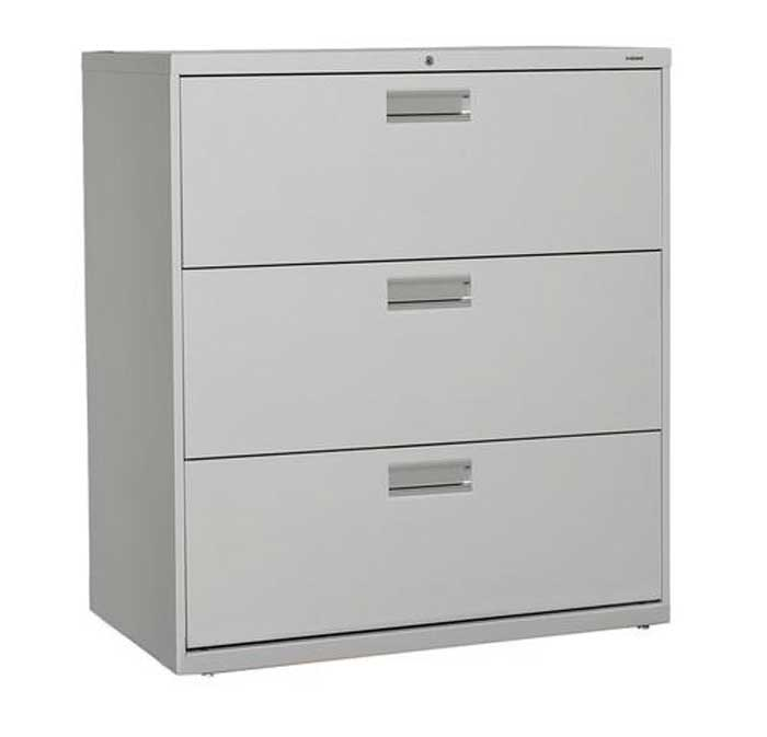 Second hand Filing Cabinets with three drawers