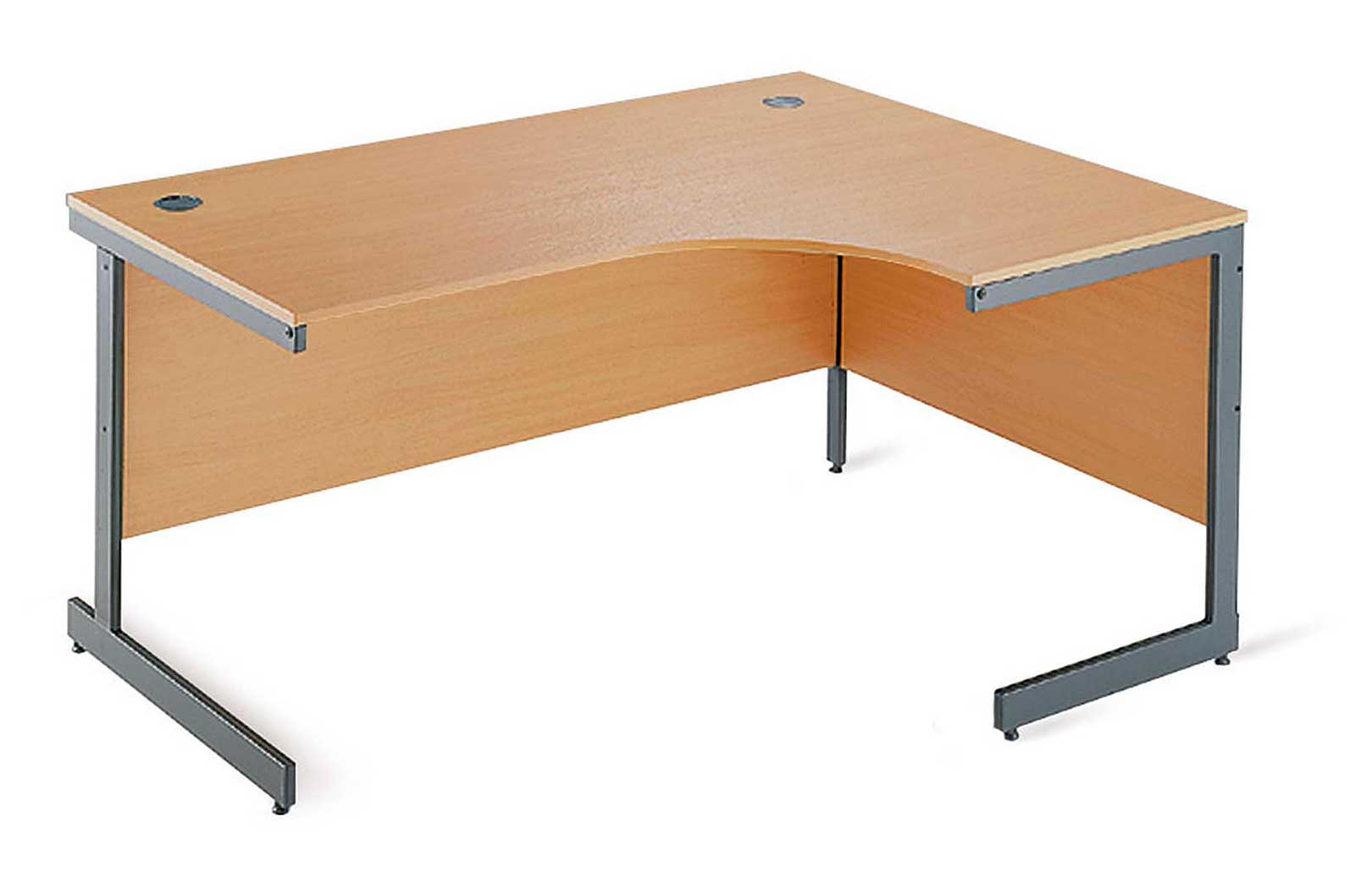 cheap l-shaped coner computer desk
