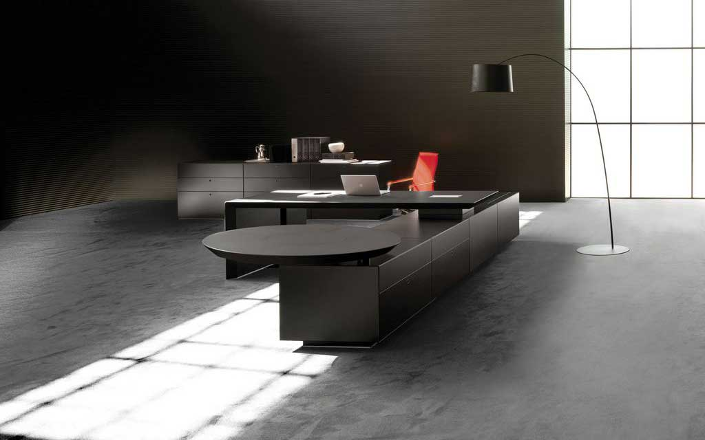 modern executive office furniture modern executive black office