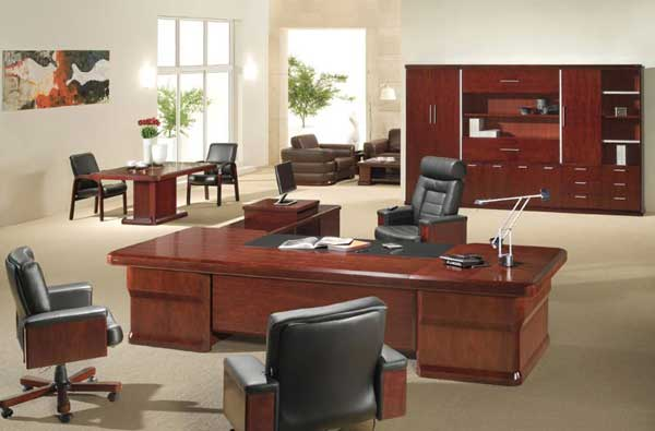 Modern Executive Office Furniture Trends