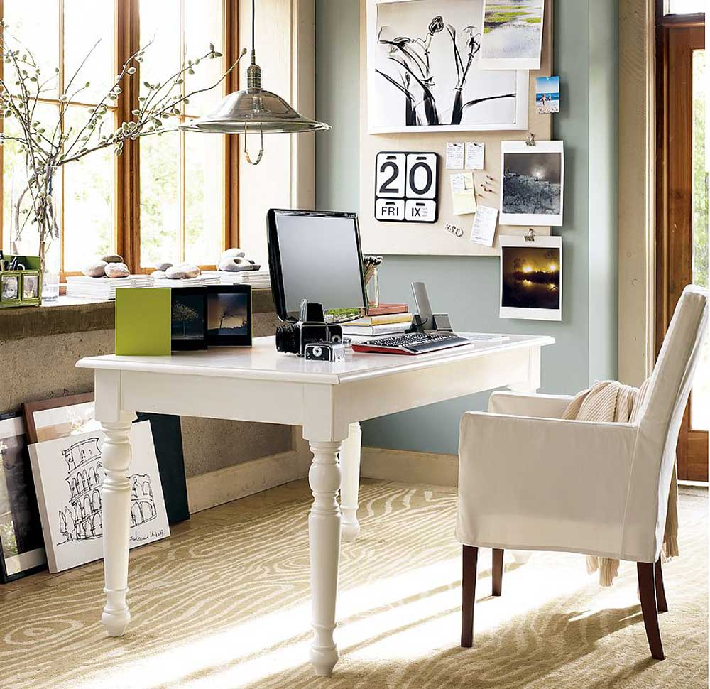 Home Office Space Ideas: Home Office Design Ideas For Big Or Small Spaces