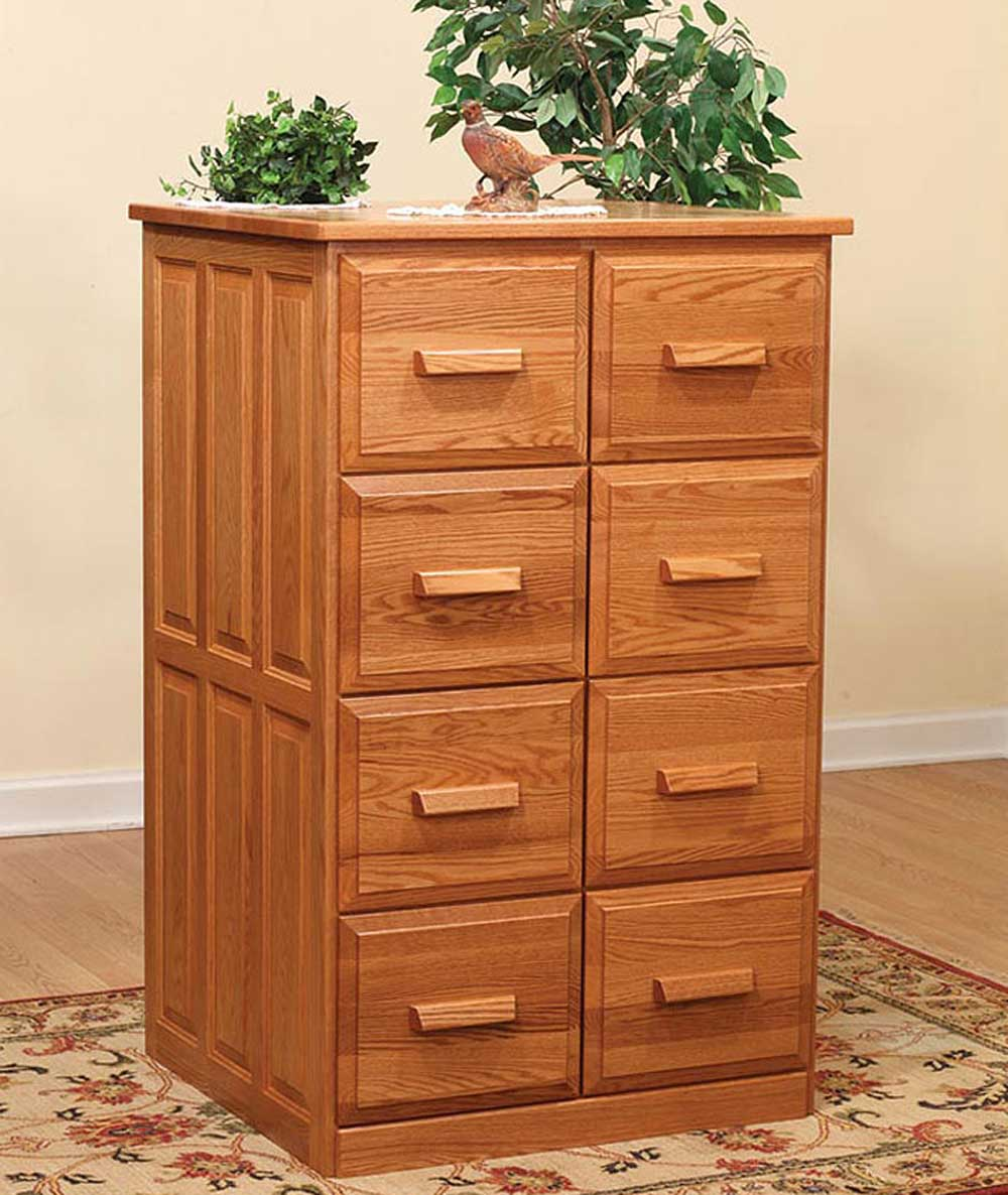 facrac woodcraft file cabinet guide