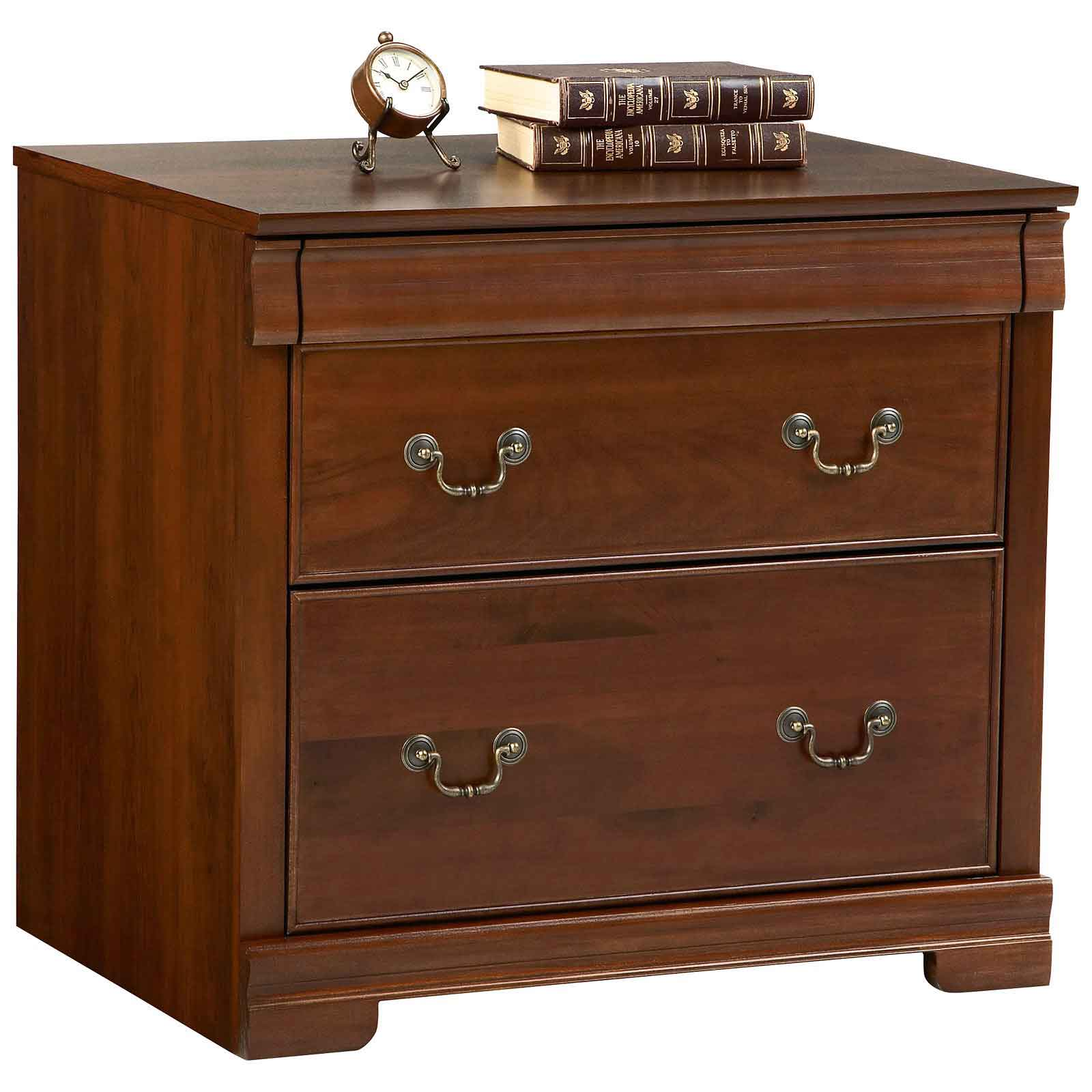 Avignon Wooden Lateral File Cabinet