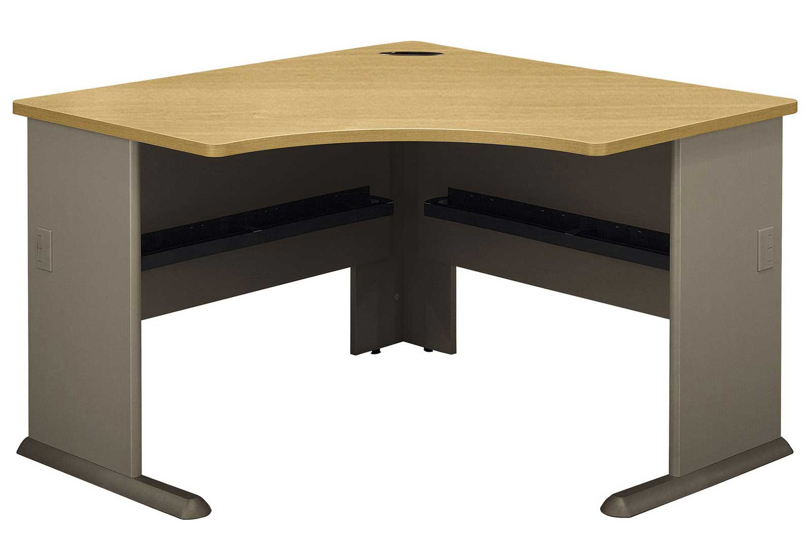oak corner desk for home office improvement