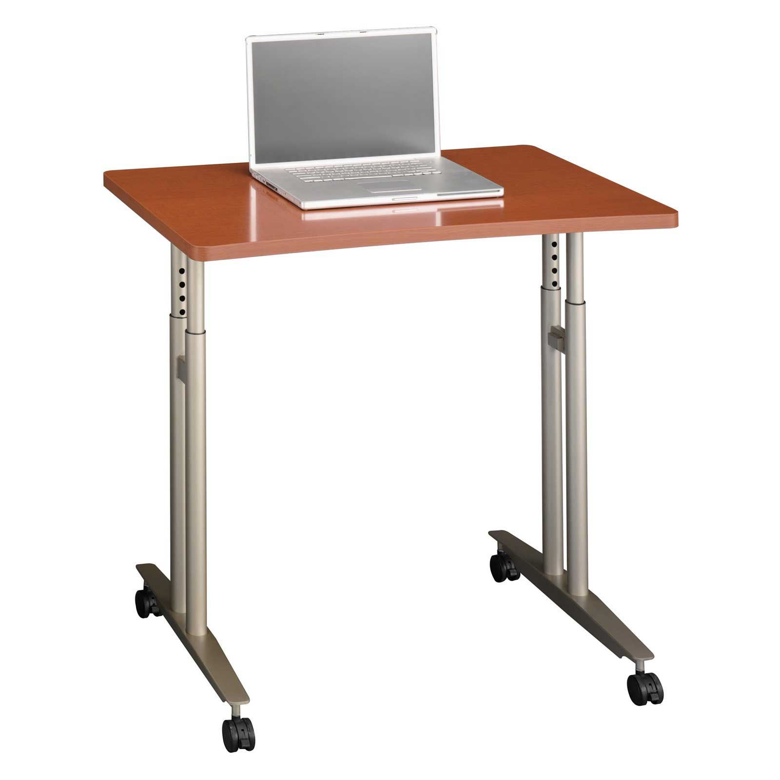 Mobile laptop desk office furniture - Mobile office desk ...