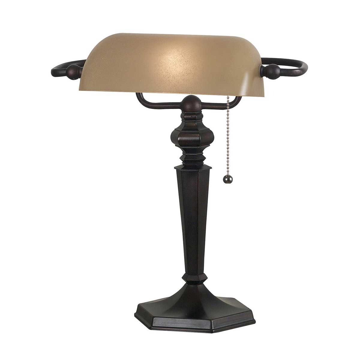Chesapeake Bankers Desk Lamp for Home by Kenroy
