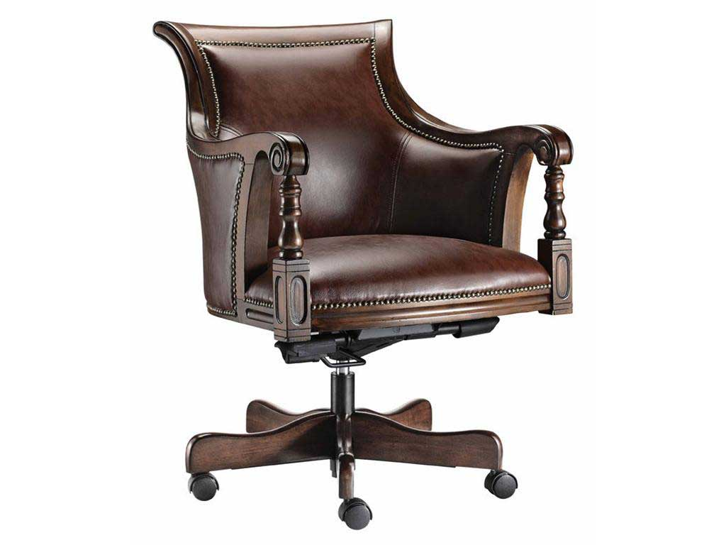 swivel desk chair for unique design and comfort