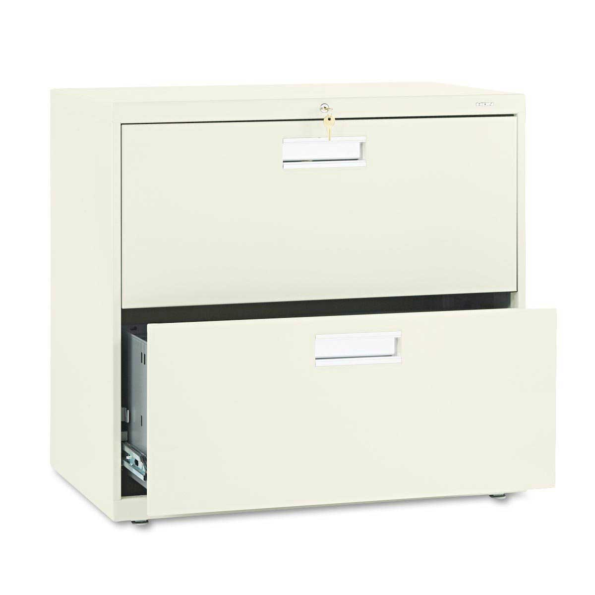 Hon 600 series Lateral Filing Cabinet with 30 Inch Drawers