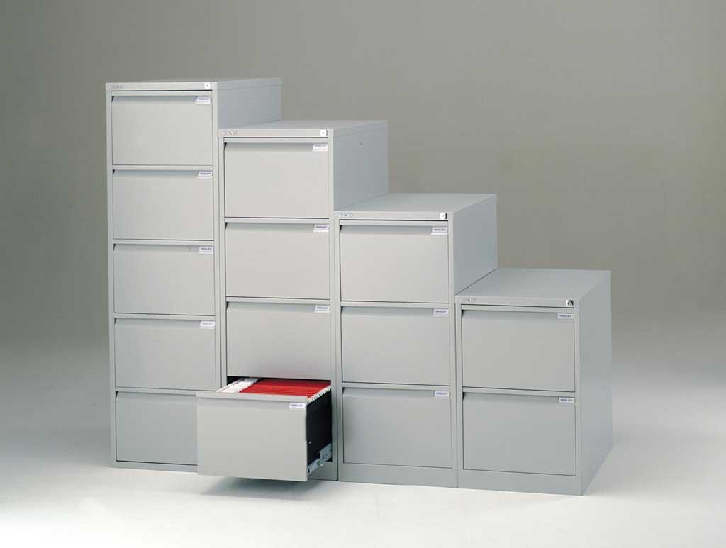 Kasten Bisley file cabinet multidrawer