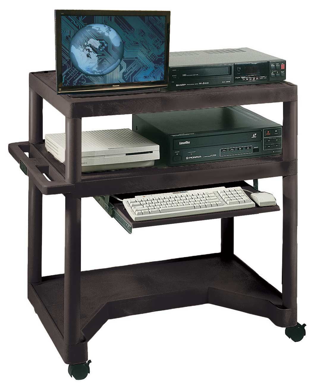 Mobile Computer Workstations for Work Efficiency | Office Furniture