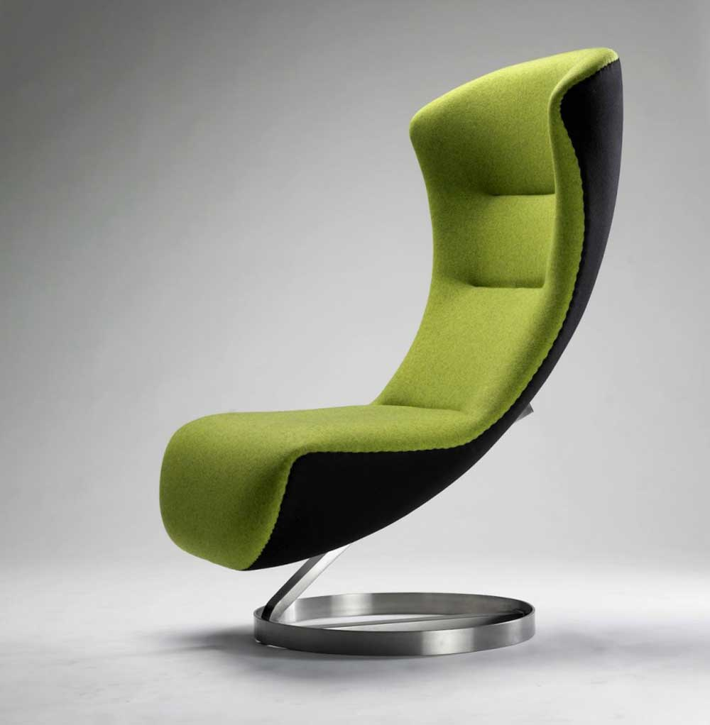 Futuristic Office Chair Native Home Garden Design