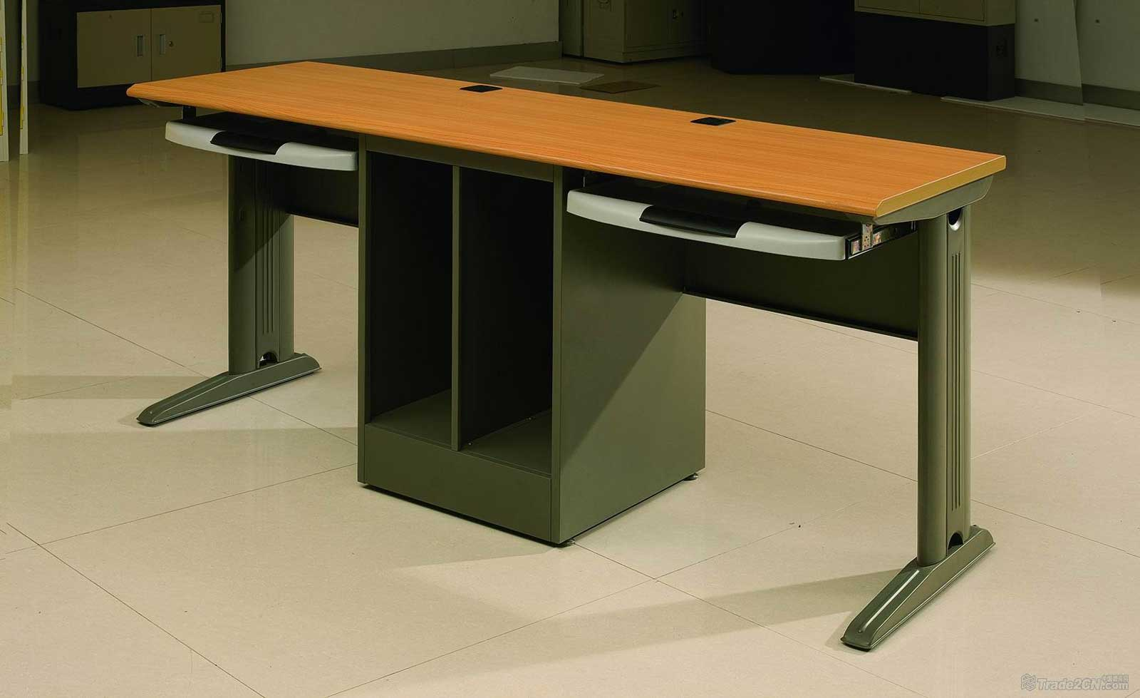 Office Dual Computer Desk