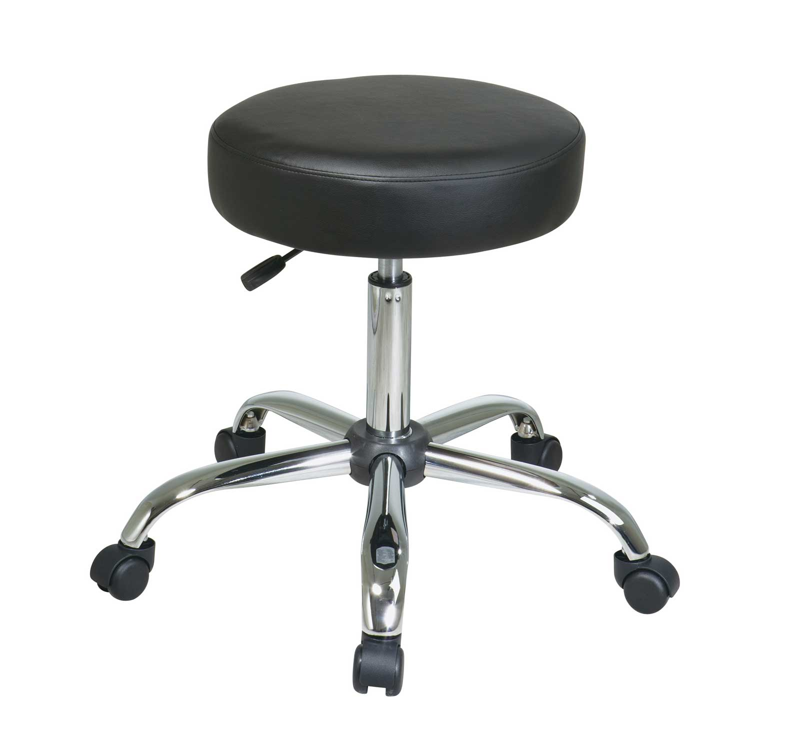 Sled Base Stack Chairs - Office Chairs: Discount Home Office