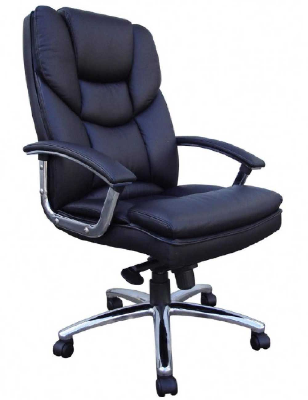 Skyline Leather luxury office chairs with heels