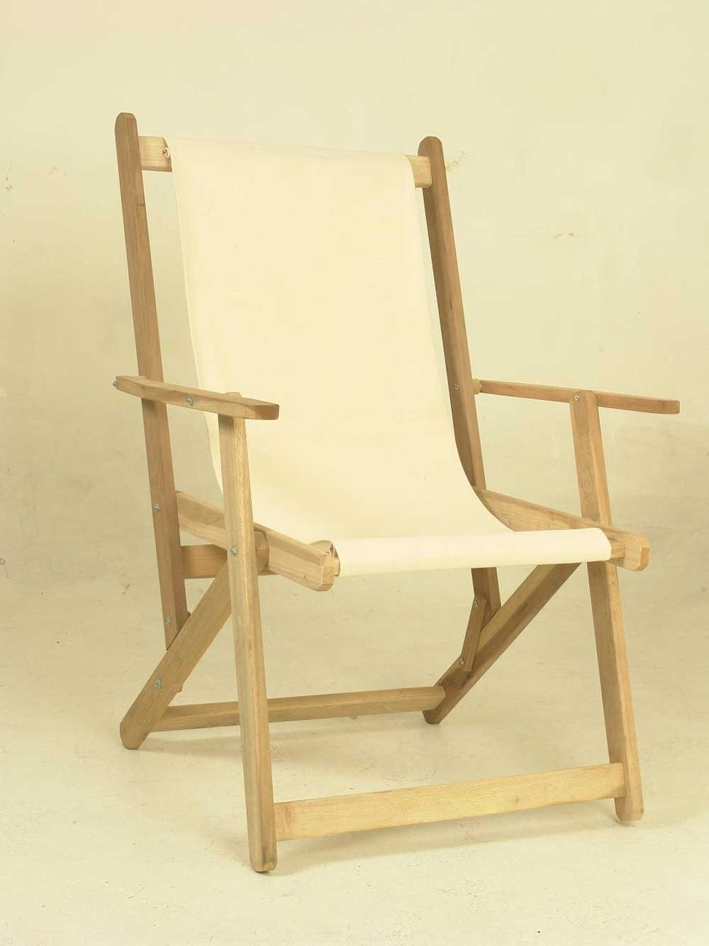 Solid Wood Parguayan Jatoba Folding Chair