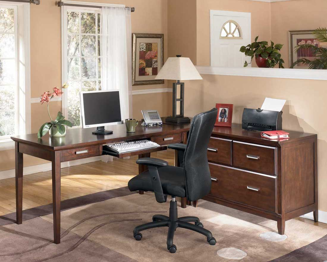 Home office furniture collections home decorating ideas for Best home office furniture