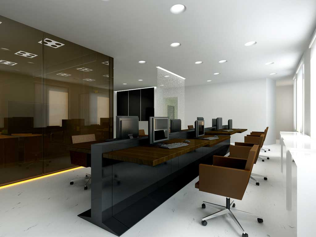 corporate office furniture with luxury design