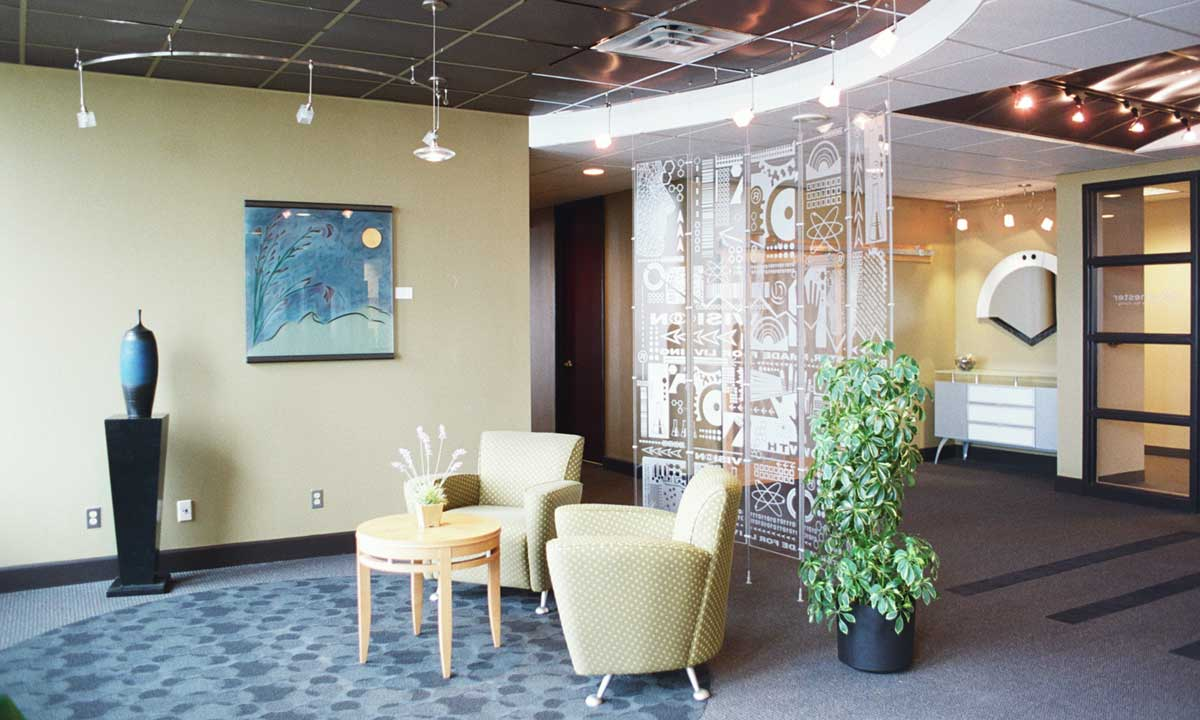 elegant corporate waiting room design and ideas