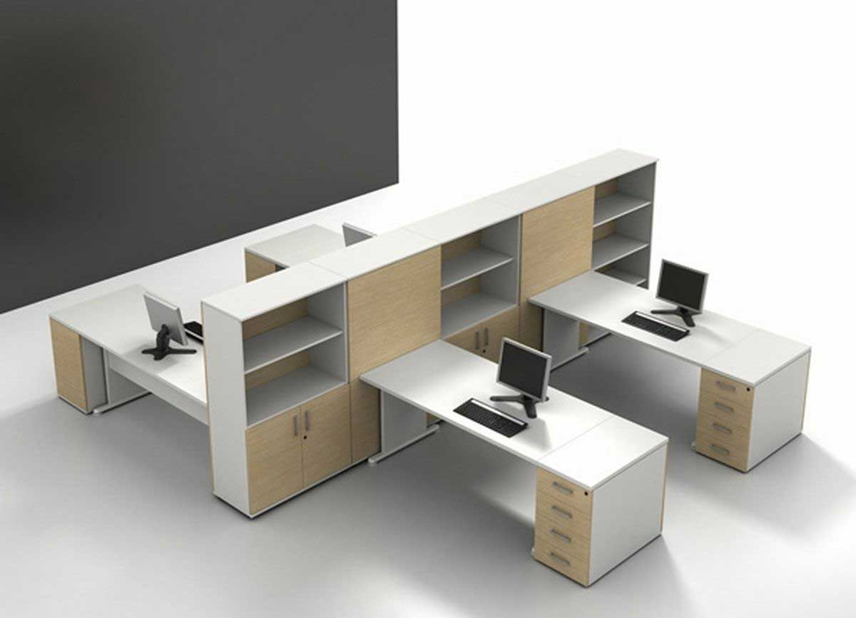 Modern designer office furniture ideas for Contemporary furnishings