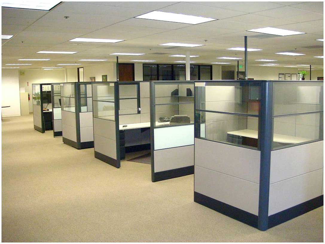 Professional office interior design and the benefit Office cubicle design ideas