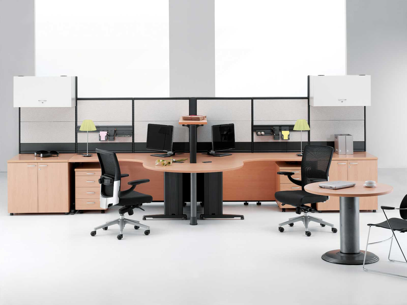Modern designer office furniture ideas for Modern office decor ideas
